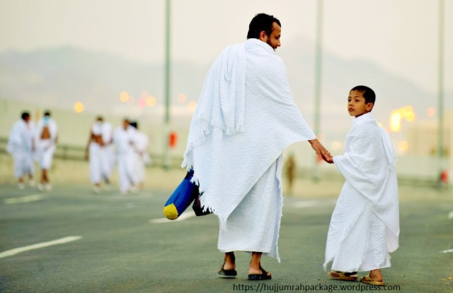 Umrah and Ahram and its three obligatory issues
